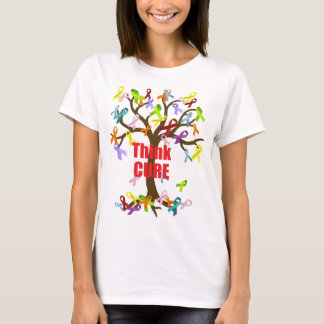 Think CURE (2).png T-Shirt