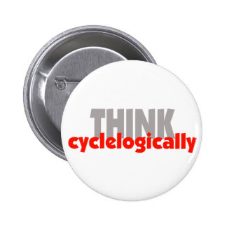 THINK cyclelogically Buttons