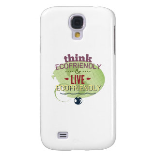 Think Ecofriendly And Live Ecofriendly