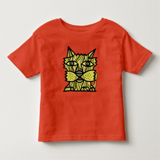 """Think For Yourself"" Toddler Fine Jersey T-Shirt"