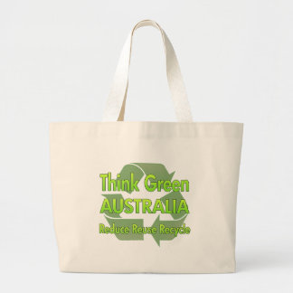 Think Green Australia Large Tote Bag