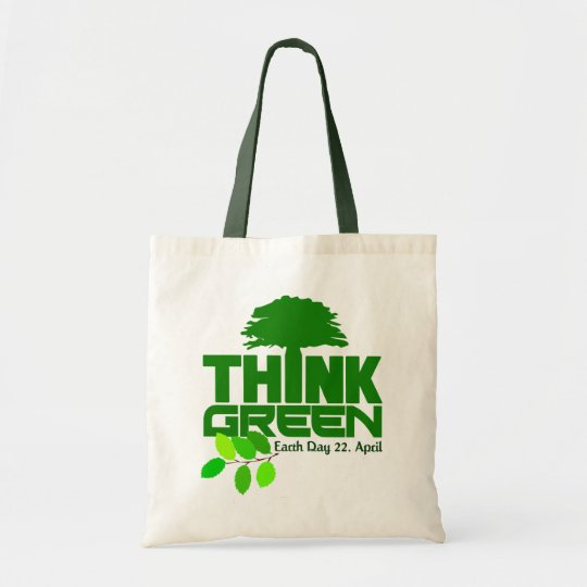 Think Green bag