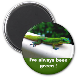 """Think Green"" Conservation Magnet"