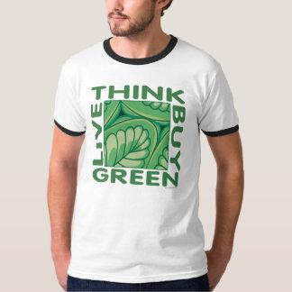 Think Green, Environmental Tee Shirt