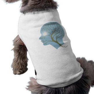 Think Green III Pet T Shirt