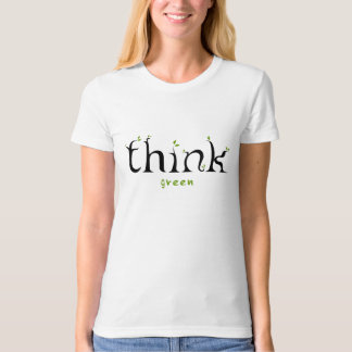 Think Green Nature Lover T-Shirt