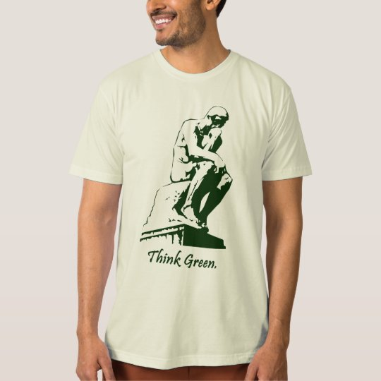 Think Green Organic T-Shirt