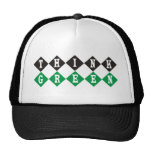 Think Green Products & Designs! Mesh Hat