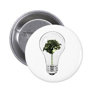 Think Green Think Smart Pin