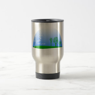 Think Green Travel Mug
