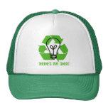 Think Green Trucker Hat