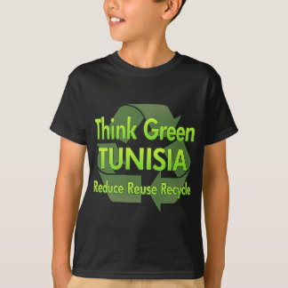 Think Green Tunisia T-Shirt