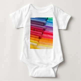 think in color baby bodysuit
