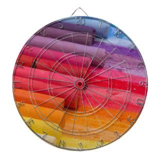 think in color dartboard