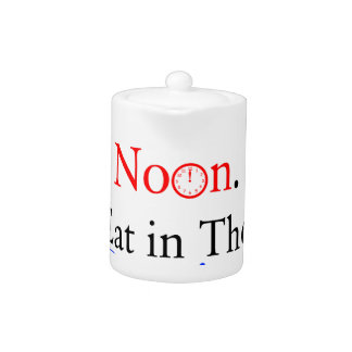 Think in The Morning. Act in The Noon. Eat in The
