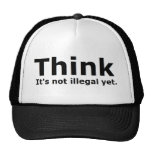 Think it's not illegal yet political gear