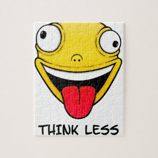 Think less, stupid more jigsaw puzzle