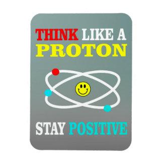 Think Like a Proton Magnet