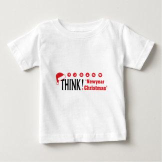 Think Mas Baby T-Shirt