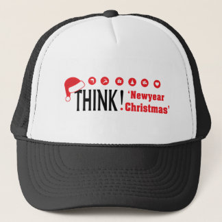 Think Mas Trucker Hat