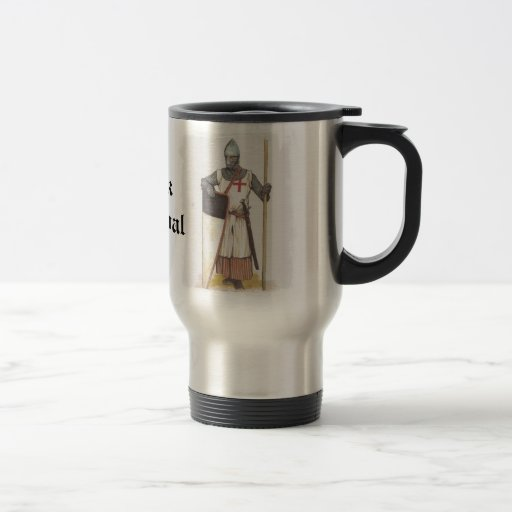 Think Medieval Mug