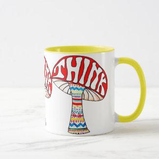 Think Megaflora Mug