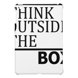 Think Outside The Box iPad Mini Covers