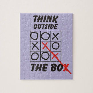 Think Outside the Box Puzzles