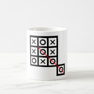 think outside the box tic tac toe extra smart clev coffee mug