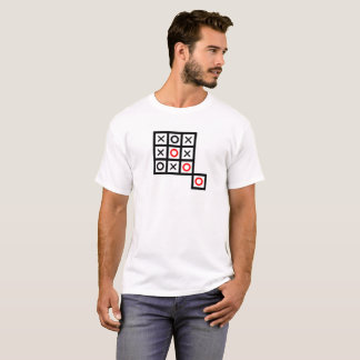 think outside the box tic tac toe extra smart clev T-Shirt