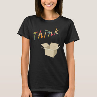 Think Outside the Box Two T-Shirt