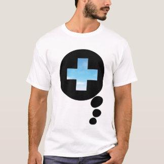 Think Positive Light Mens T-Shirt