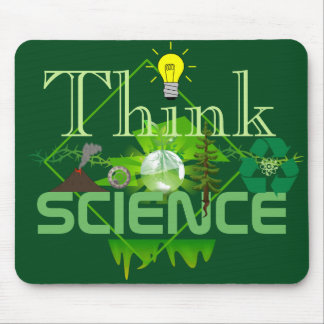 Think Science! Mouse Pad