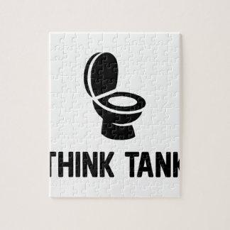 Think Tank Jigsaw Puzzle