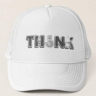 Think Trucker Hat