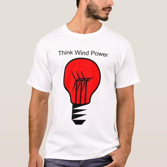 Think Wind Power T-Shirt