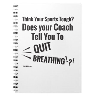 Think Your Sports Hard? Notebooks