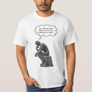 Thinker - Custom T-Shirt