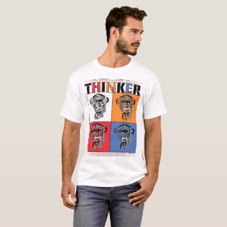 Thinker (white) T-Shirt