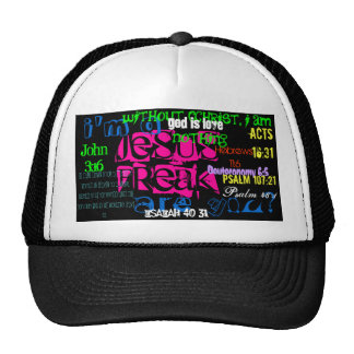 Thinker's Hat for the Jesus Freak's Soul