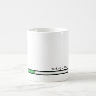 Thinking23percent Coffee Mug
