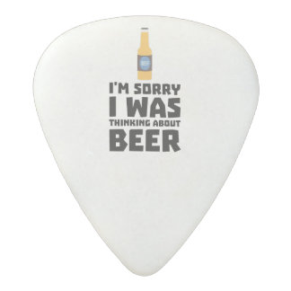 Thinking about Beer bottle Z860x Acetal Guitar Pick