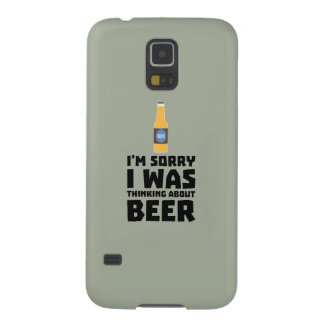Thinking about Beer bottle Z860x Galaxy S5 Cover