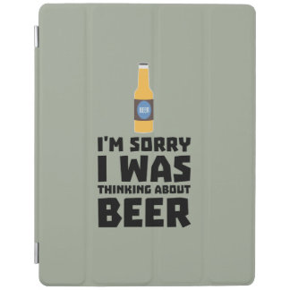 Thinking about Beer bottle Z860x iPad Cover