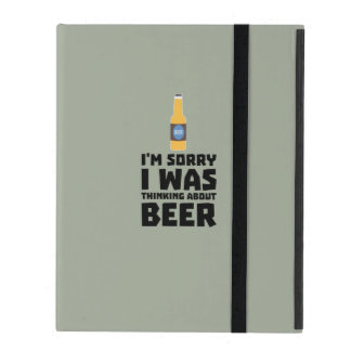 Thinking about Beer bottle Z860x iPad Folio Case