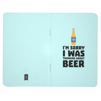 Thinking about Beer bottle Z860x Journal