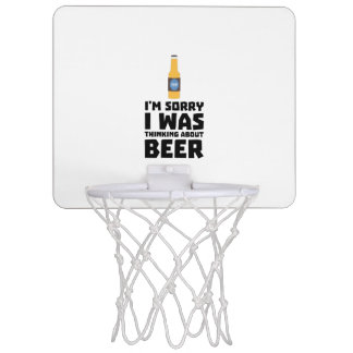 Thinking about Beer bottle Z860x Mini Basketball Hoop