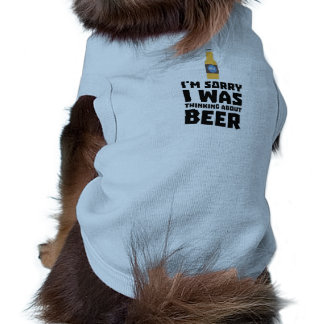 Thinking about Beer bottle Z860x Shirt
