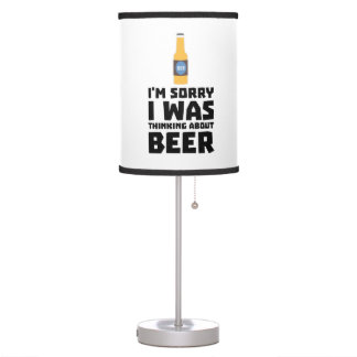 Thinking about Beer bottle Z860x Table Lamp
