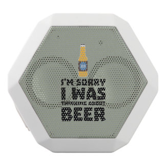 Thinking about Beer bottle Z860x White Bluetooth Speaker
